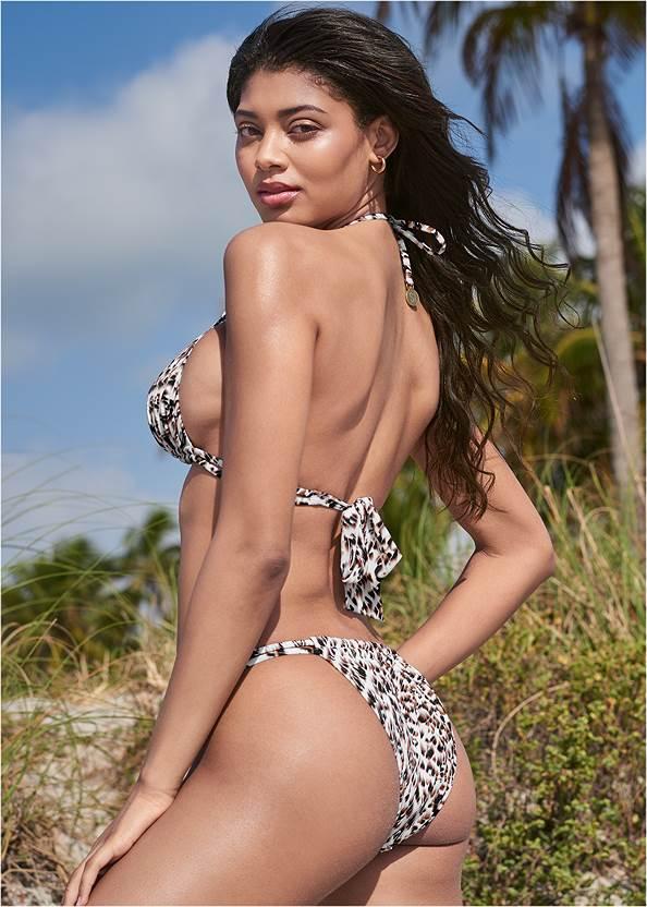 Back View Sports Illustrated Swim™ Adjustable Coverage Bottom