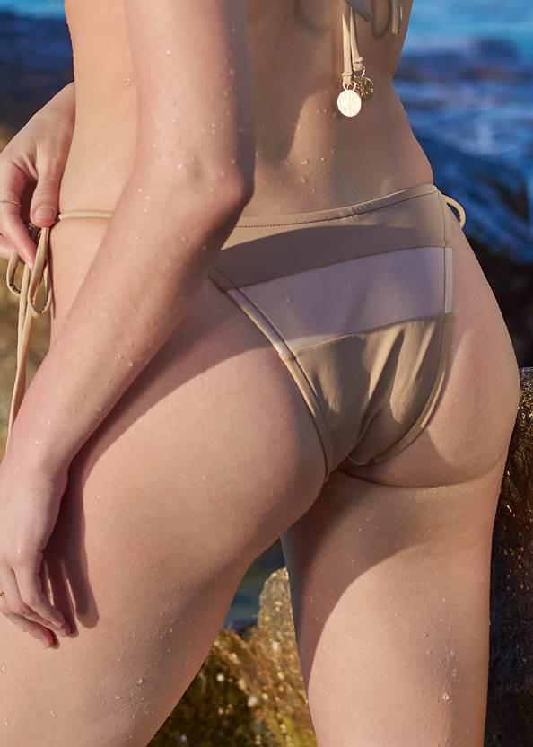 Alternate View Sports Illustrated Swim™ Color Block String Bottom