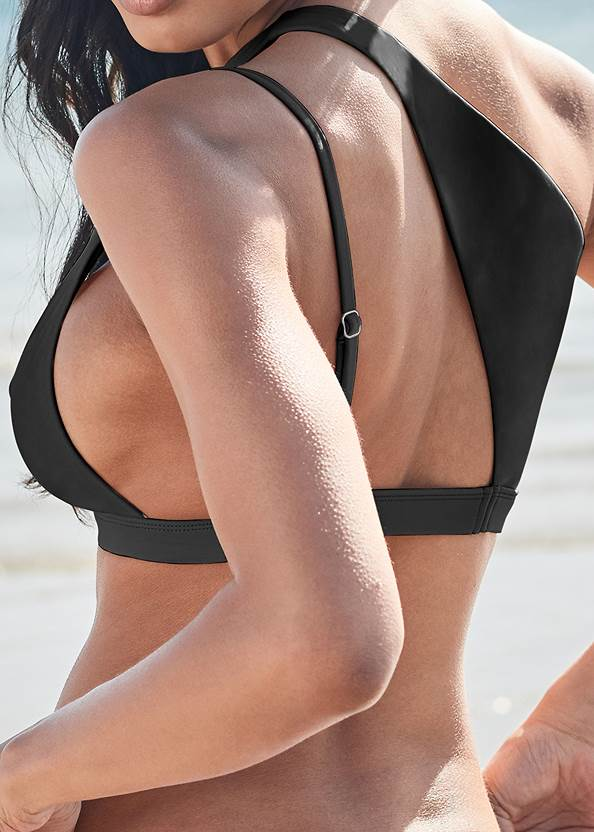 Alternate View Sports Illustrated Swim™ One Shoulder Triangle Top