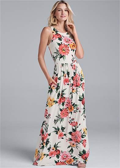 Casual Maxi Dress