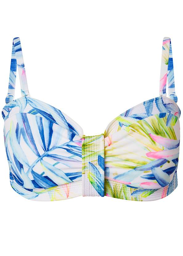 Ghost with background  view Beach Breeze Bandeau