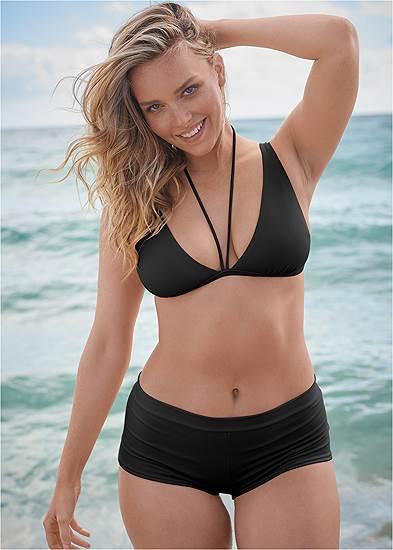 Plus Size Sports Illustrated Swim™ Cheeky Short