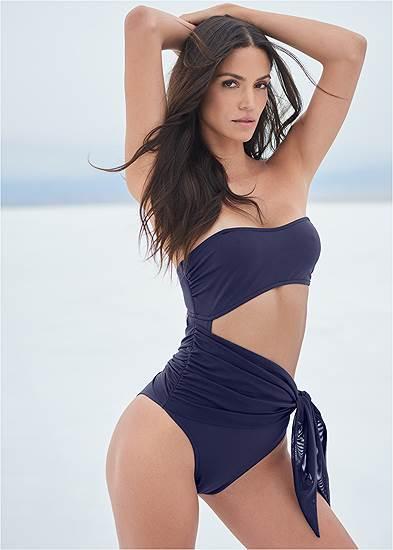 Sports Illustrated Swim™ Sash Monokini