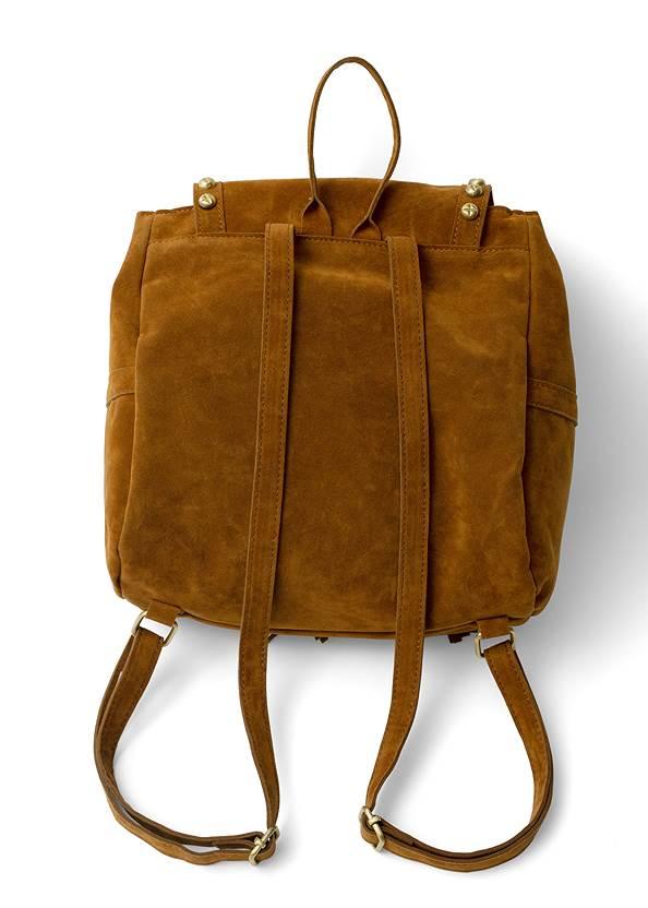 Alternate View Studded Fringe Backpack