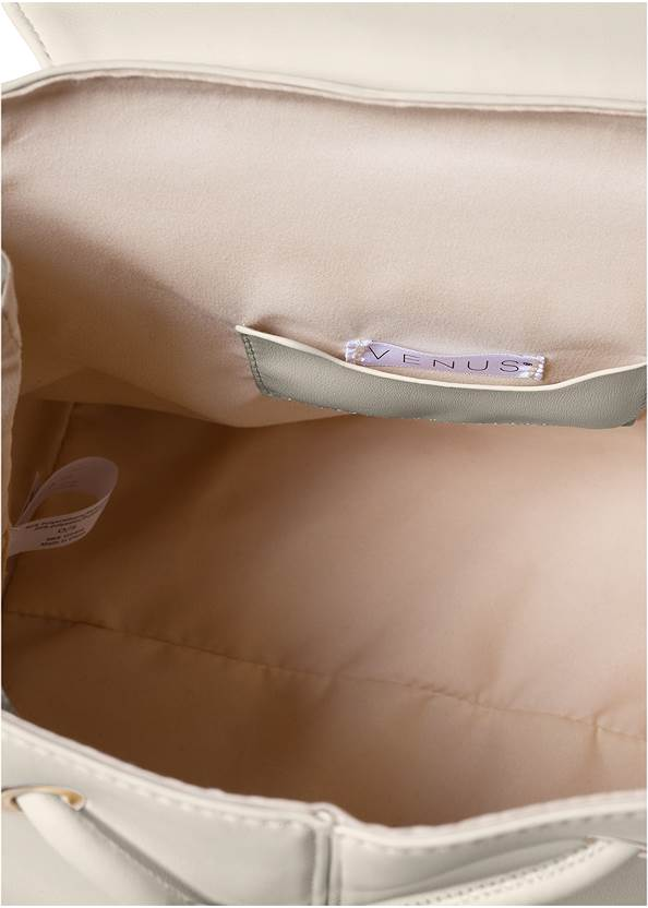 Alternate View Twist Handle Satchel Bag