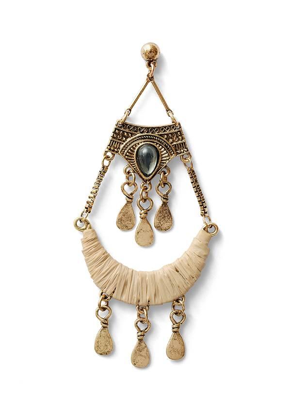 Alternate View Boho Chandelier Earrings