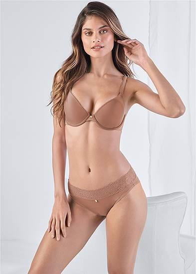 Pearl™ By Venus Lace Trim Bikini