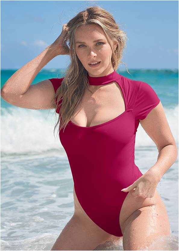 Sports Illustrated Swim™ Alexa One-Piece