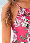 Detail  view Floral Printed Dress