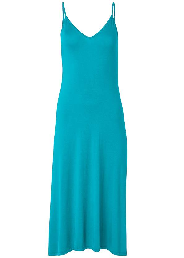 Ghost with background  view Strappy Back Maxi