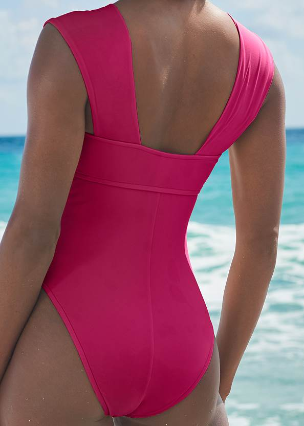 Alternate View Sports Illustrated Swim™ Chic And Sleek One-Piece