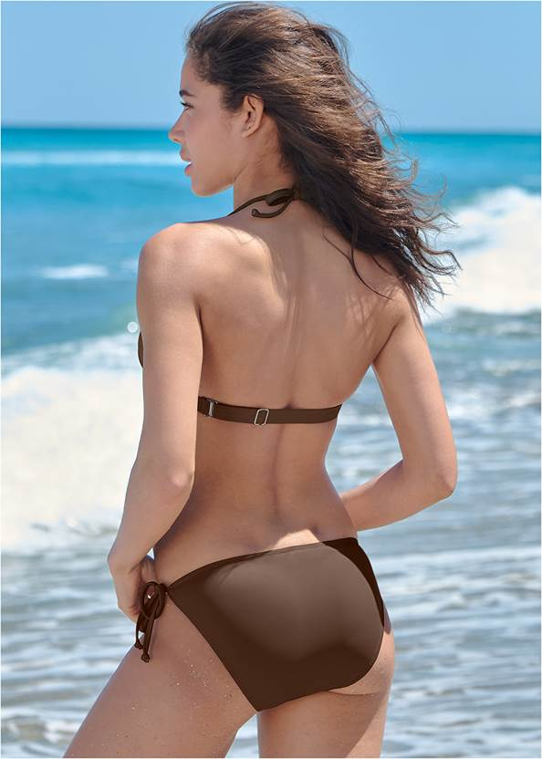 Full back view Enhancer Triangle Top