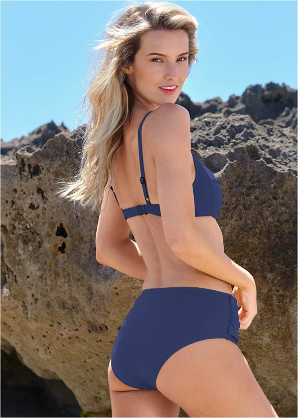 Back View Sally Underwire Ring Top