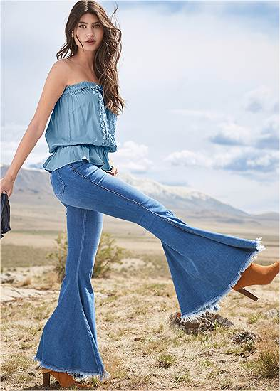 Extreme Flare Jeans