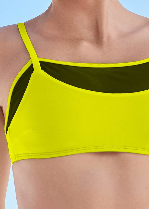 Alternate View Sports Illustrated Swim™ The No Big Deal Top