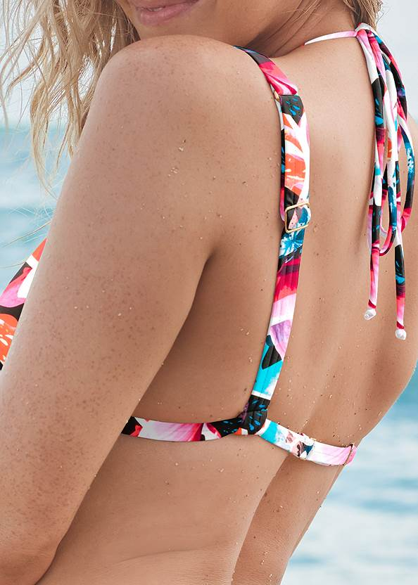Alternate View Sports Illustrated Swim™ Over The Shoulder Triangle Top