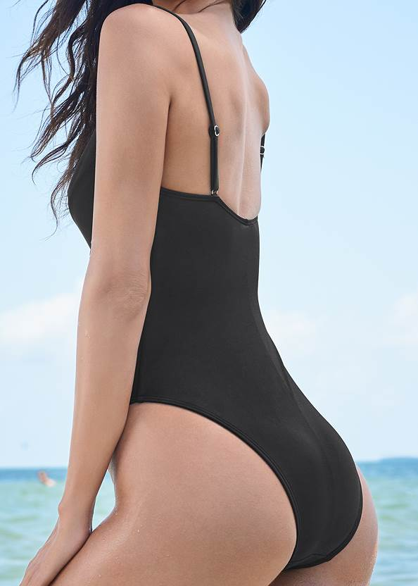 Alternate View Sports Illustrated Swim™ Unlined Underwire One-Piece
