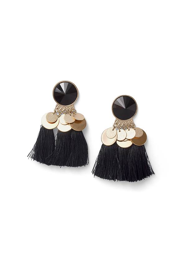 Coin Tassel Earrings,Sexy Ankle Strap Heels,Pleated Tote Bag