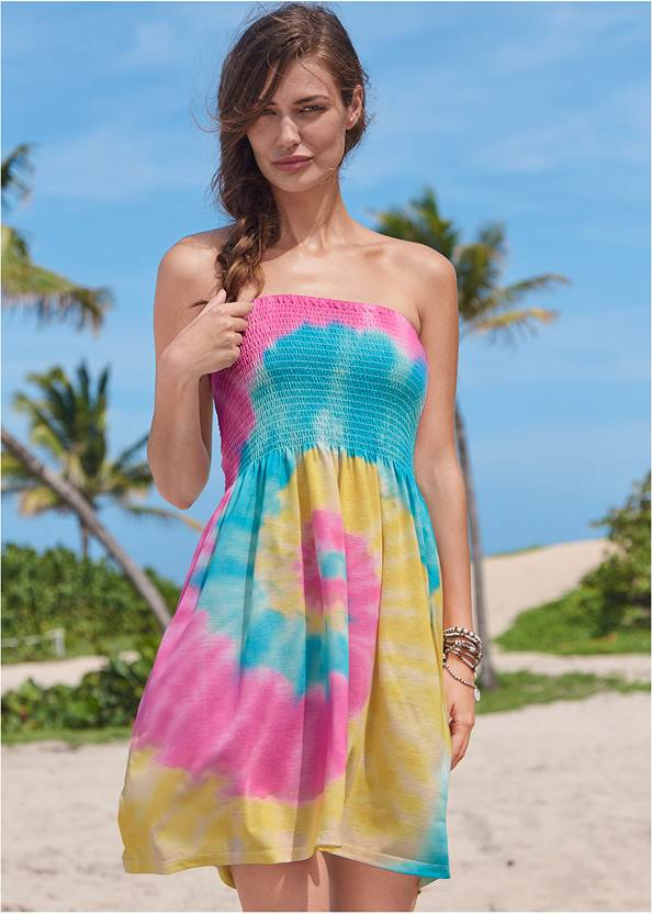 Convertible Dress/Skirt,Marilyn Underwire Push Up Halter Top,Scoop Front Classic Bikini Bottom ,Low Rise Classic Bikini Bottom ,Slimming Bandeau One-Piece