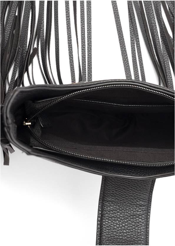Alternate View Fringe Detail Bag