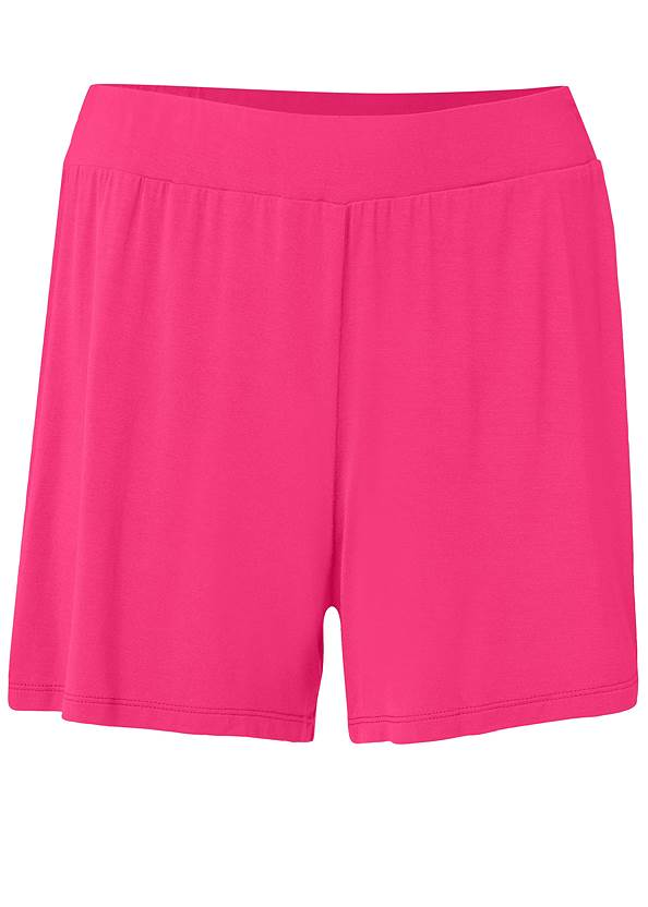 Ghost with background  view Casual Cover-Up Shorts