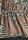 Alternate View Animal Print Blouse