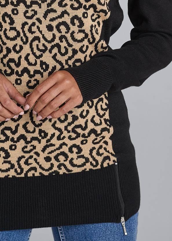 Alternate View Leopard Sweater