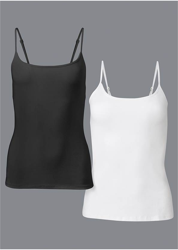 Alternate View Basic Cami Two Pack