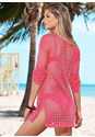 Back view Crochet Tunic