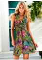 Alternate view Sleeveless Knot Front Dress