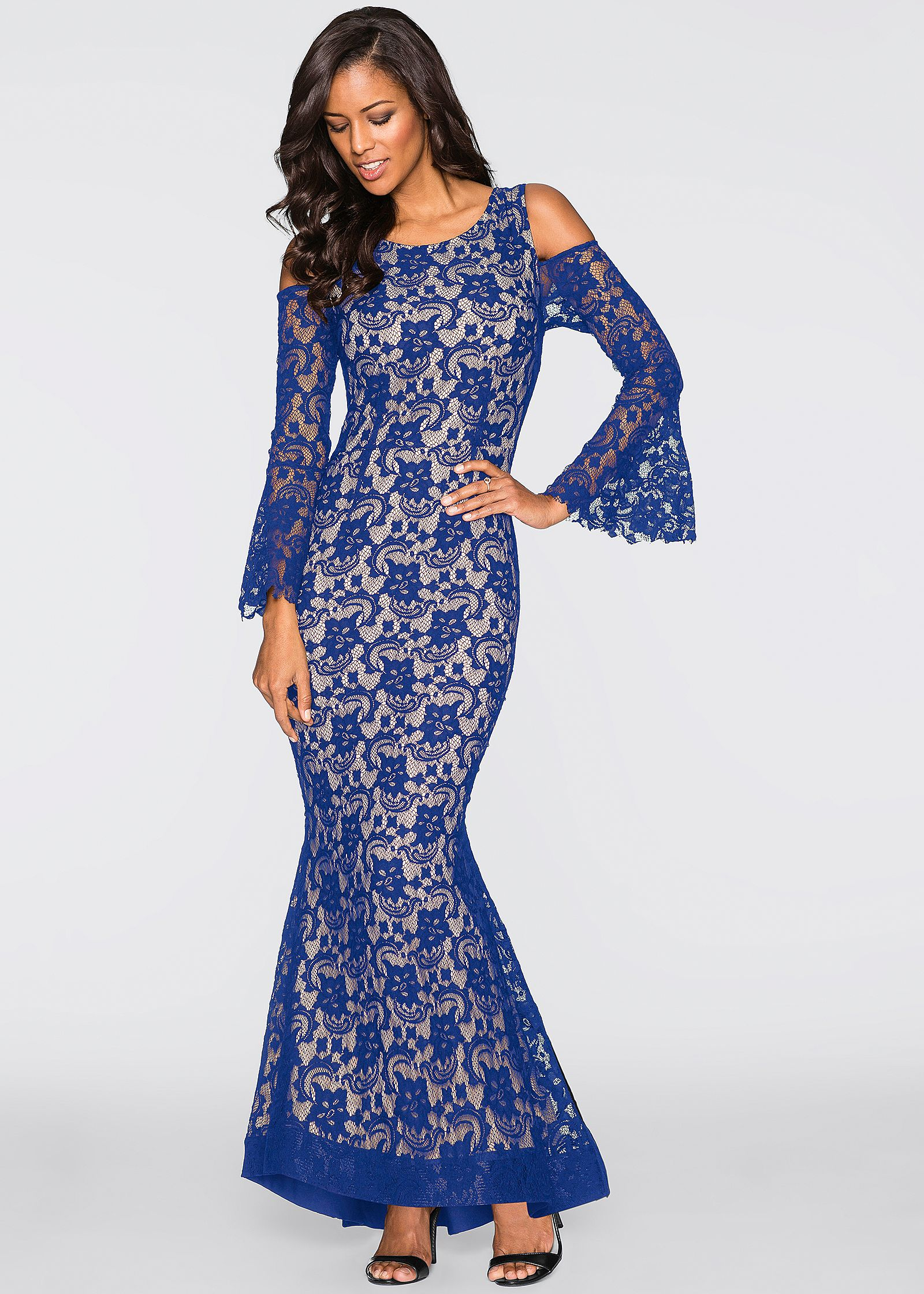 Blue Formal Dresses for Women
