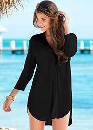 Front view Home Run Tunic