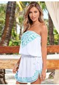 Front view Effortless Cover-Up Dress