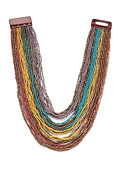 beach chic necklace