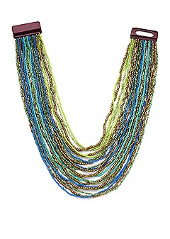 beach chic necklace