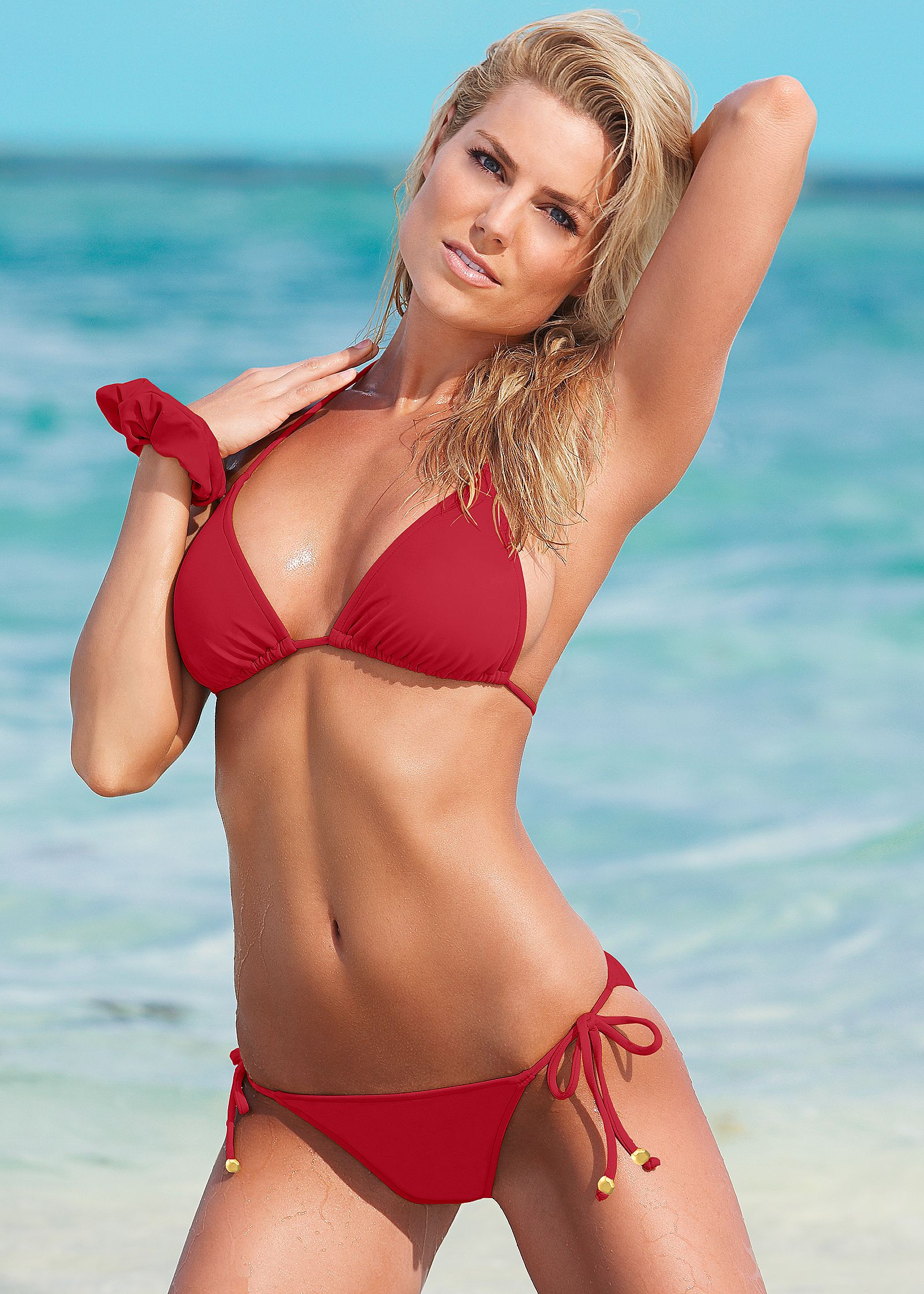 Side string bikini