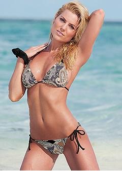string side bikini bottom