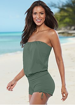 66a41156b40d2 Army Green Swimwear, Swimsuits & Bathing Suits | VENUS