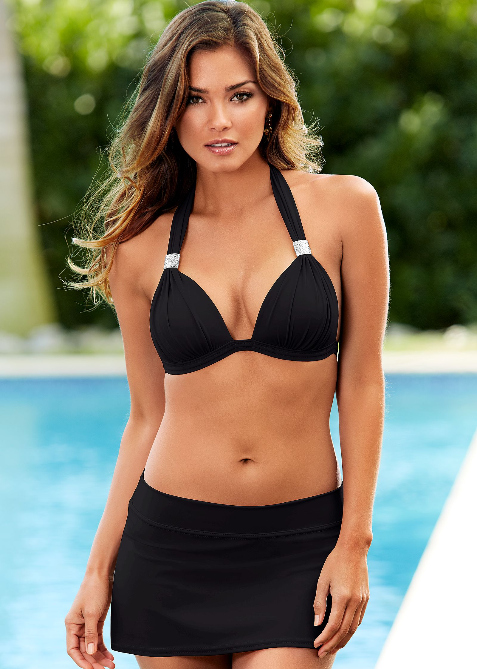 Skirted Bikini Swimwear