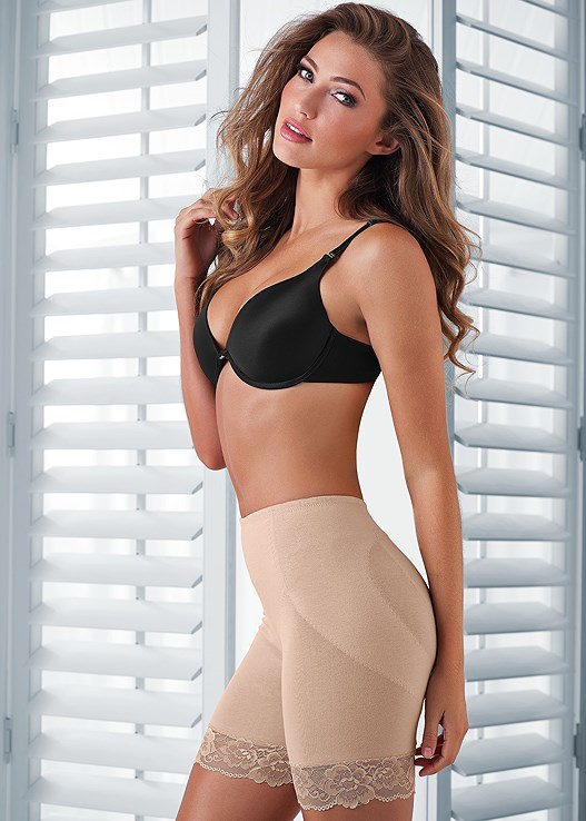 CONFIDENCE SHAPING SHORT,PUSH UP BRA BUY 2 FOR $40