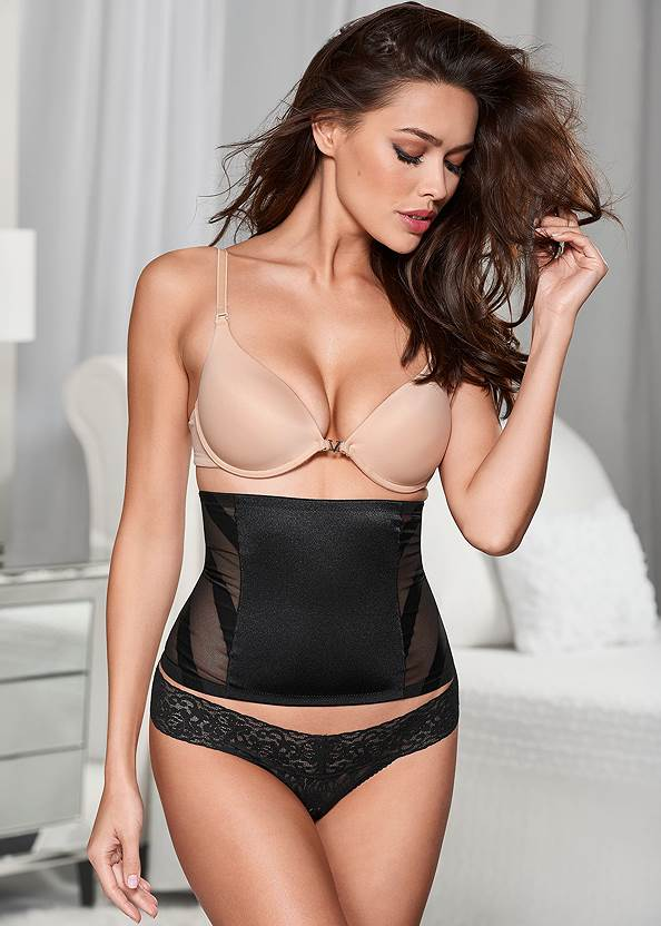 Front view Confidence Tummy Cincher