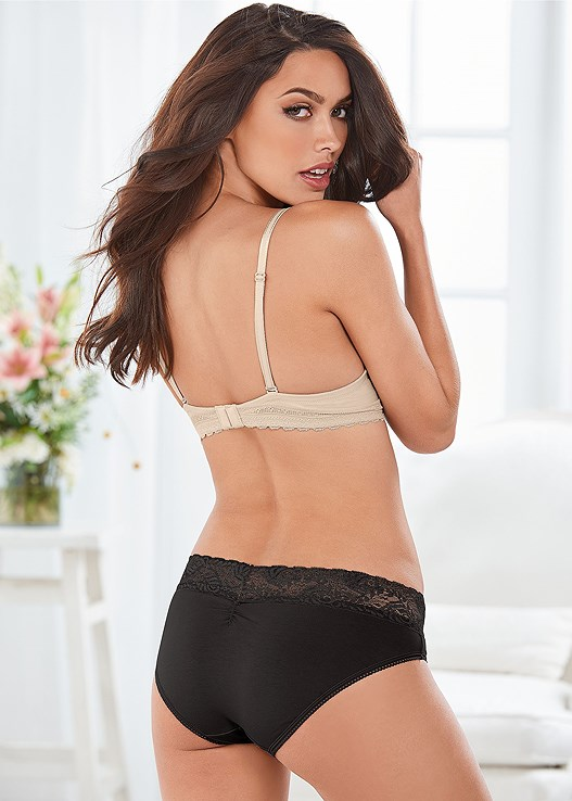 LACE TOP BRIEF 5 FOR $29,EVERYDAY YOU MEMORY FOAM