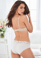 lace top brief 5 for $29