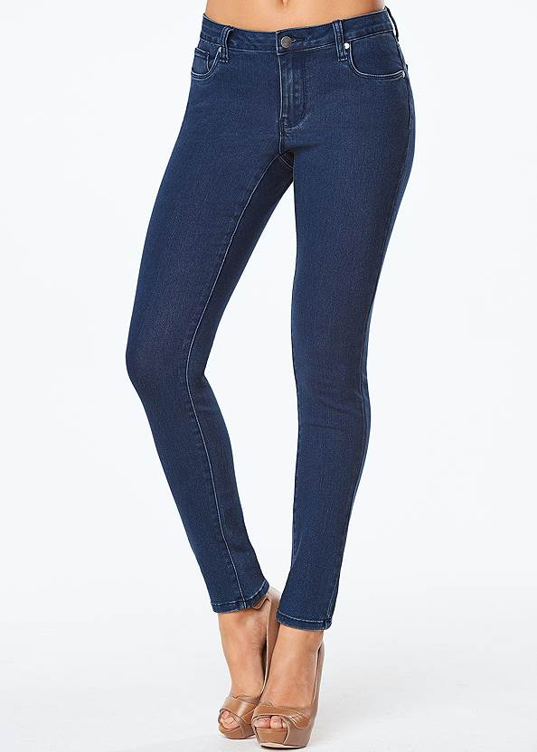 Front view Bum Lifter Jeans
