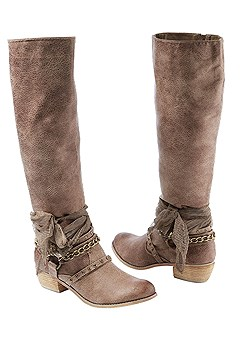 embellished western boot