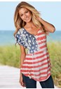 Front view American Spirit Babydoll
