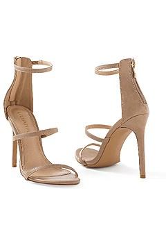 high heel strappy sandal