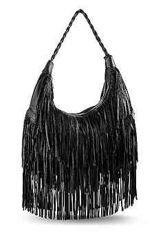 fringe shoulder bag