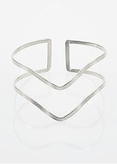 metal upper arm band
