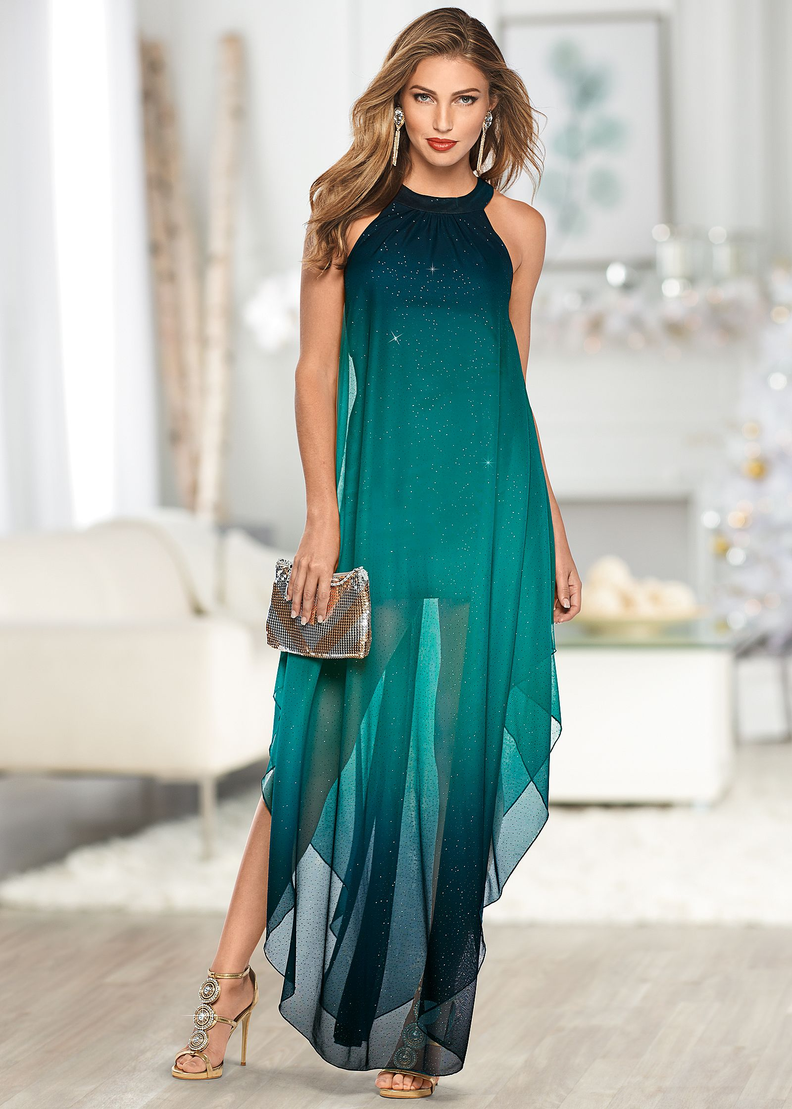 Tiffany Blue Teen Dresses